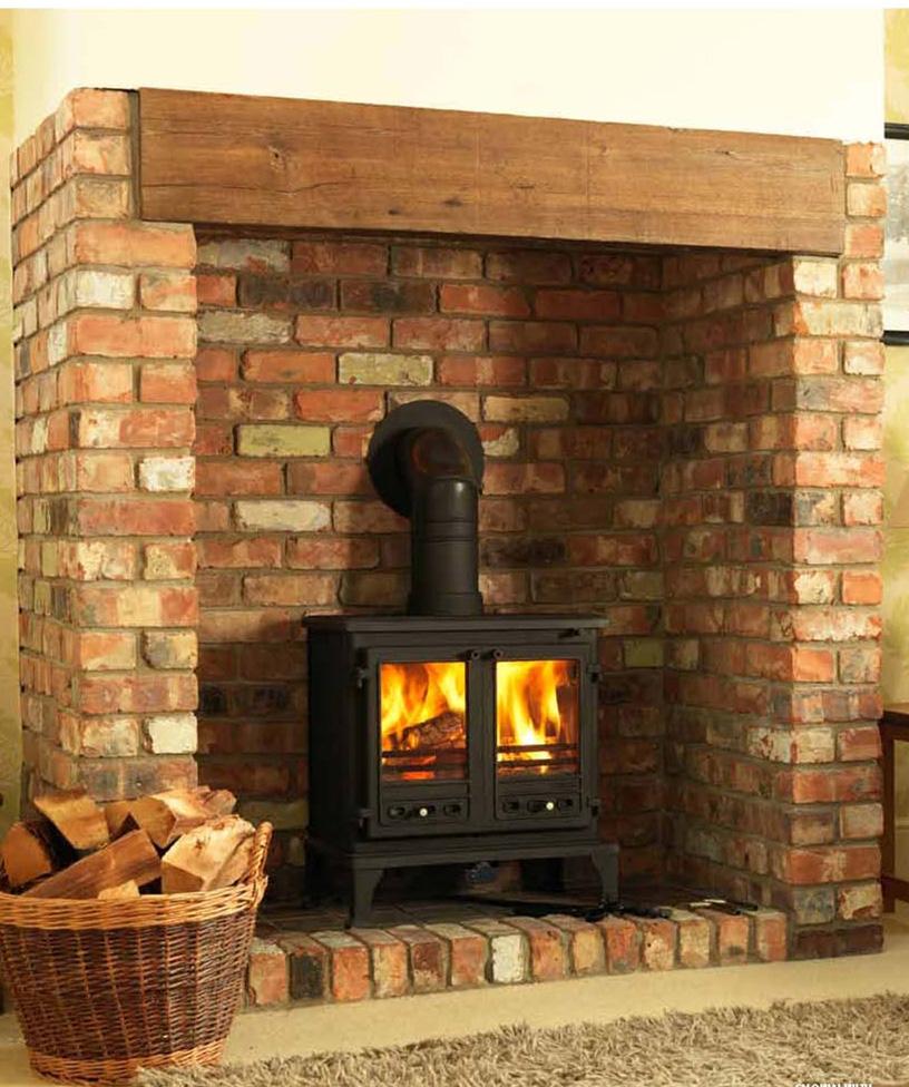 FIREFOX Cast Iron Stove