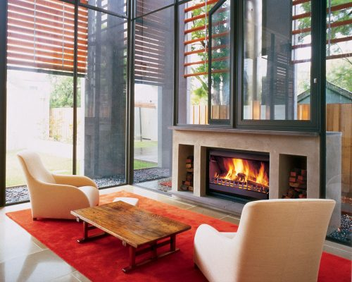 5 safety tips for wood fireplace