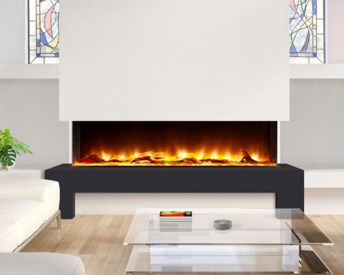 What's So Trendy About Electric Fireplaces