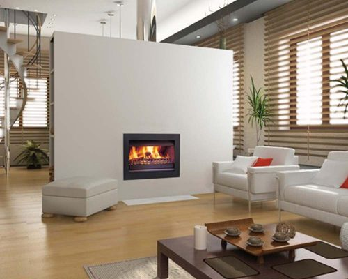Buyers look for every kind of amenity in a house. A house with customized fireplace that integrates well with the overall outlook is an added plus.