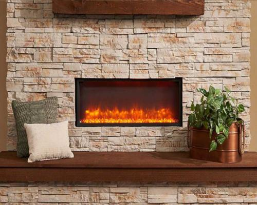 10 benefits of buying an Electric Fireplace