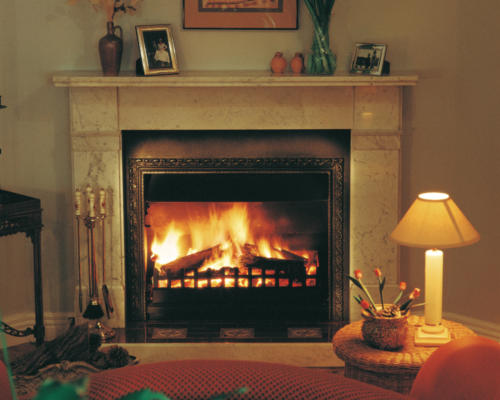 ? Wood fireplace can add value to the house and help them sell faster by fetching higher revenue.